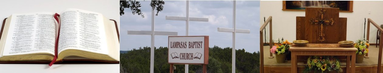 Lampasas Baptist Church